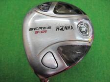 Left-handed HONMA BERES S-01 2star 5W R-flex Fairway wood Golf Clubs