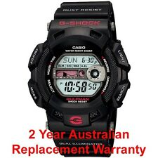 CASIO G-SHOCK MEN GULFMAN WATCH G-9100-1 FREE EXPRESS G-9100-1DR 2-YEAR WARRANTY
