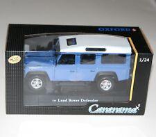 Cararama - LAND ROVER DEFENDER (Blue) - Die Cast Model - Scale 1:24