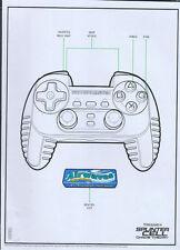 "Airwaves vapour release Wrigleys ""Splinter Cell"" 2005 Magazine Advert #4834"