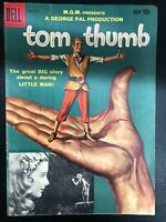 George Pal's TOM THUMB (1958) Dell Four Color Comics #972 VG++