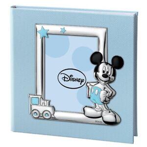 Album Foto Bambino Azzurro Mickey Mouse Disney Baby