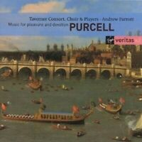 Purcell: Music for Pleasure & Devotion, Suite Of Theatre Music/Parrott - CD