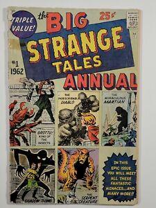 Strange Tales Annual #1 (Marvel, 1962) Jack Kirby