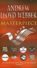 Andrew Lloyd Webber Masterpiece / Live in China (2002 VHS, 2-Tape Set)  Like New