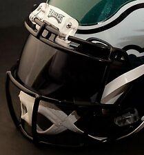 *CUSTOM* PHILADELPHIA EAGLES NFL OAKLEY Football Helmet EYE SHIELD / VISOR