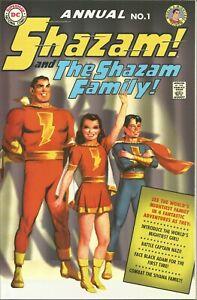 DC Comics Shazam And The Shazam Family Annual  #1 VF/NM   D1a12