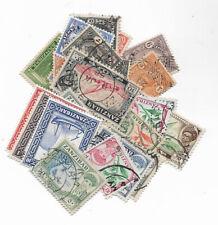 P875.2/4] 25 different Zanzibar packet