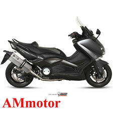 Scarico Completo Mivv Yamaha T-Max 530 2012 12 Terminale Speed Edge Moto Scooter
