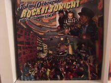 "Johnny Osbourne – Rock It Tonight - Marcus Visionary Remix 12"" Vinyl Jungle D&B"