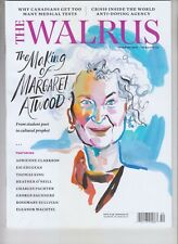 The Making Of Margaret Atwood The Walrus Magazine December 2019