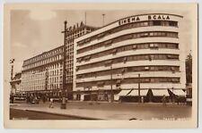 Architektur KINO BUCURESTI BUKAREST CINEMA Architecture * Vintage 30s Photo PC