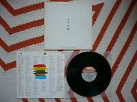 Elton John Too Low For Zero Vinyl UK 1983 Die-Cut Cover LP I'm Still Standing