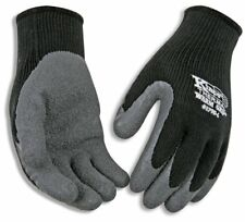 Kinco 1790 M Warm Grip Latex Coated Gloves Medium Gray