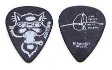 Blues Traveler Chan Kinchla Signature Black Guitar Pick - 2012 Tour