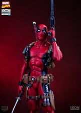 Iron Studios Deadpool 1/10 Comics  Exclusive Edition with two heads