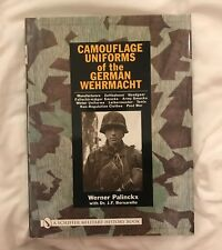 Book - Camouflage Uniforms of the German Wehrmacht: Manufacturers, Headgear, etc