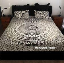 Wholesale Lot 10 UNITS Indian Mandala King Size Bed Quilt Duvet Doona Cover Set