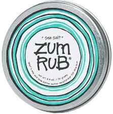 Indigo WIld - ZUM RUB SEA SALT - Goat's Milk & Shea Butter - 2.5 oz. Tin