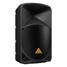 """Behringer B112W EuroLive 12"""" Powered PA Loud Speaker System Stage Wedge Monitor"""