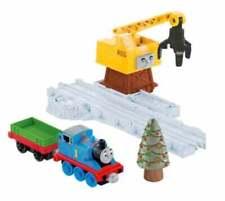 Thomas & Friends Reg's Christmas Surprise Take N Play Train Set Fisher Price