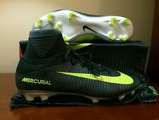 Nike Mercurial Superfly V CR7 FG Firm-Ground Soccer Cleats Sz 9.5 852511-376