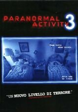 PARANORMAL ACTIVITY 3  DVD HORROR
