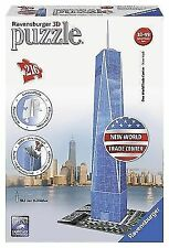 Ravensburger One World Trade Center 3d Puzzle (216 Pieces)