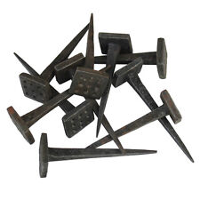 Renaissance Hand Forged Divet Iron Nails Replicated Props