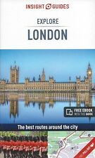 Insight Guides Explore London (England) *FREE SHIPPING - NEW*
