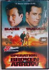 Operation Broken Arrow -    DVD mit John Travolta, Christian Slater