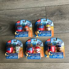 Paw Patrol Mashems Squish Series 1 Lot of 5 Mighty Pups Super Paws New