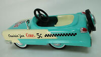 """Pedal Car """"Too Small For Child To Ride On"""" Miniature Metal Body Collector Model"""