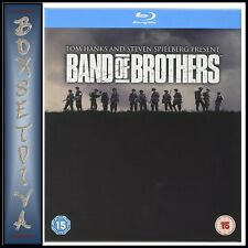 Band Of Brothers - Complete Hbo Tv Series *Brand New Blu-Ray Region B*