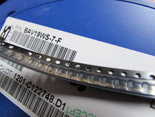 BAV19WS Diodes 2.5A, 120V, 200mW, Surface Mount Fast Switching 100 Pieces U.S.A.