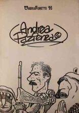 ANDREA PAZIENZA SULLA VIA DELLA SETA N. 4 SPECIALE UMBRIA FUMETTO 1995