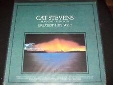 Cat Stevens Greatest Hits Morning Has Broken Volume 2 LP Record