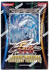 Hidden Arsenal Special Edition Yu Gi Oh - New and Sealed!