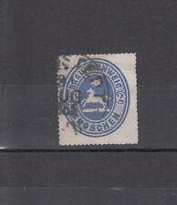 Altdeutschland,Braunschweig M.Nr. 19  BPP geprüft, gestempelt,  siehe Scan