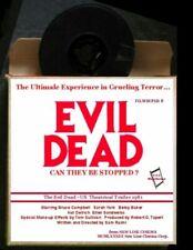 "Film Super 8mm (mute sample) ""Evil Dead"" Sam Raimi / Bruce Campbell 1981"
