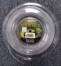 Solinco Tour Bite 18 Gauge 1.15mm 656' 200m Tennis String Reel NEW