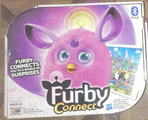 Furby Connect Exclusive Launch Hasbro Bluetooth Purple New Lot Of 1