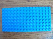 LEGO 3865 @@ Baseplate 8 x 16 @@ BLUE @@ BLEU