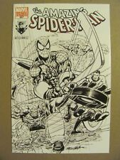 Amazing Spider-Man #667 Montreal Con 2011 B&W Exclusive NEAL ADAMS Cover 9.6 NM+
