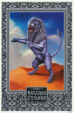 POSTER : MUSIC : ROLLING STONES - BRIDGES TO BABYLON -   FREE SHIPPING ! RP83 C