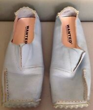 Women��s 5 1/2 Blue Wanted Shoes