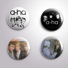 4 A-HA -  Pinbacks Badge Button 25mm 1''..