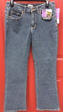 NWT Lee SLENDER SECRET STRETCH Low Rise Moonlight Blue Jeans Women Sz 10 Short