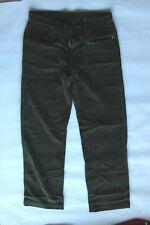 Patagonia Olive Green Corduroy Pants Mens Size 30 Stretch Organic Cotton