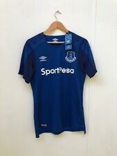 Everton FC Umbro Men s 2017 18 Home Shirt - Various Sizes + Players - Blue 83dd0f450